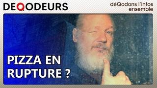 Julien Assange appelé à témoigner sur l'affaire Seth Rich (Pizzagate)