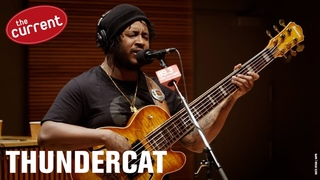 Thundercat - two songs at The Current (2017)