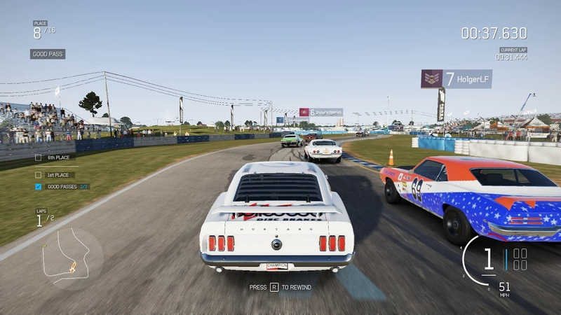Прохождение Forza Motosport 6 Apex 2 - Sebring International Raceway 1