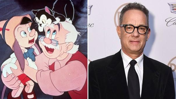 Том Хэнкс всё-таки может сыграть Джепетто в новой версии «Пиноккио»