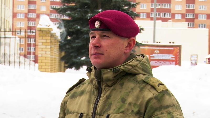 Орден генерала Шаймуратова Сафин Вадим Радисович