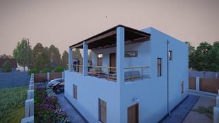 Двухэтажный дом в Актау