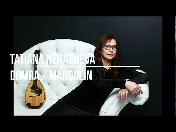 Tatiana Nenasheva domra A Vivaldi Concerto in C major Op 425 II movement