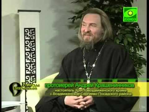 Сохранение культурно исторического и духовного наследия Радонежа Беседы с батюшкой март 2011 г