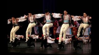 """Болгарский танец """"Хоро"""", Ансамбль Локтева. Bulgarian dance """"Horo"""", Loktev Ensemble. 4К"""