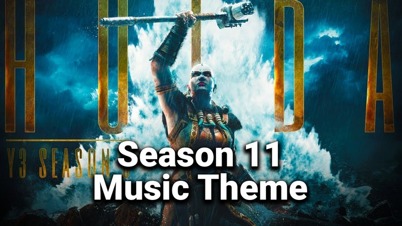 For Honor HULDA Music New Viking Hero OST Theme [Full Version]