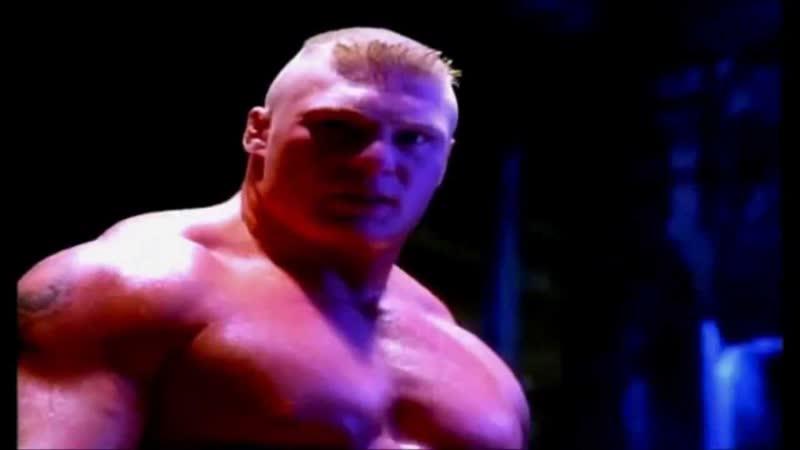 Brock Lesnar Life Story