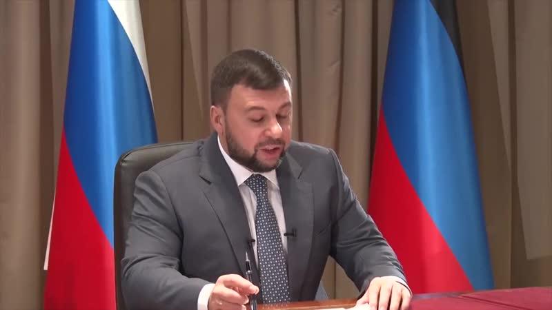 В ДНР будут развернуты еще две госпитальные базы для лечения пациентов с COVID 19