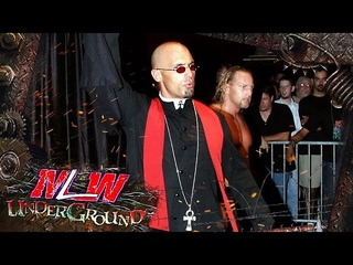 [#My1] MLW Underground #11: Christopher Daniels vs  Homicide