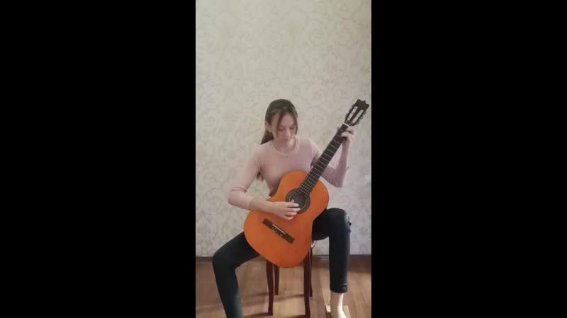 Г Гарнишевская Прелюдия исп Алина Шкребела