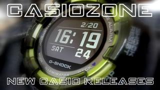 Casio G-SHOCK GBD-100SM-1 G-Squad Smartwatch 2021