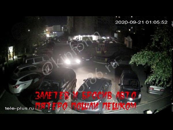 Лянторцы драконили полицию Сургута ночью