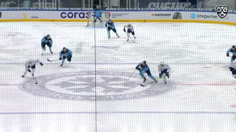 Шикарный гол Никиты Шашкова в ворота Барыса