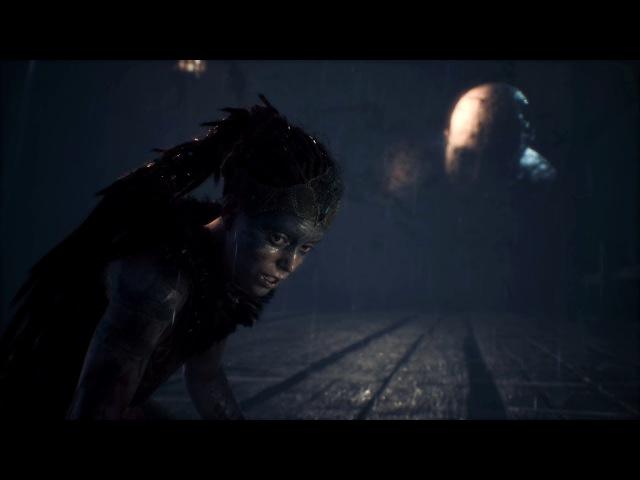 Hellblade Senua's Sacrifice Hela Trailer PS4 PC