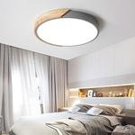 Маленький скрытый потолочный светильник зеленого/серого/белого цвета - J011005