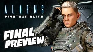 Aliens: Fireteam Elite Final Preview