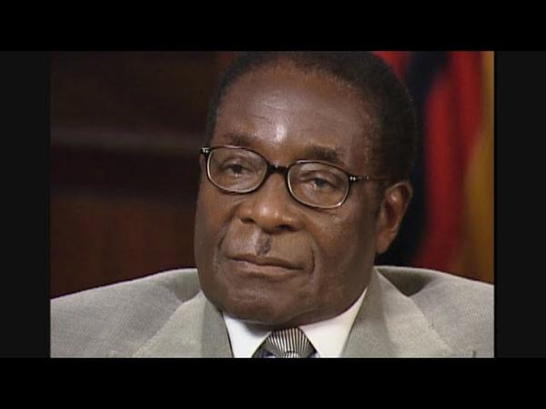 2001 60 Minutes interview with Zimbabwes Robert Mugabe