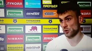 """Игорь Калинин ответил в интервью Александру Неценко на вопрос: """"че ты смеешься, ну а че смешного"""""""