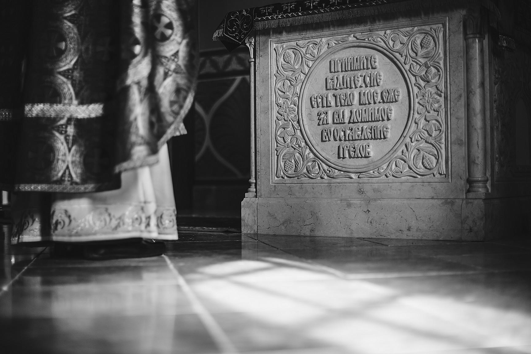 «День поклонения священному Кресту, придите к Нему все»: в Обители совершили богослужения Крестопоклонной Недели, изображение №5