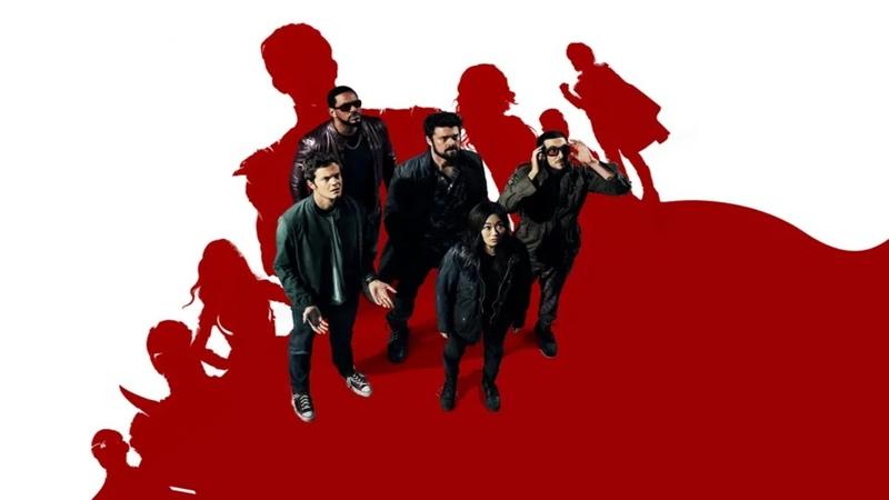 The Boys Season 2 Trailer rus AlexFilm