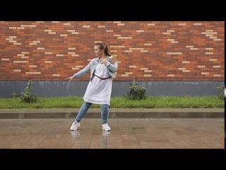 Всероссийский флешмоб #танцы_объединяют2020 под музыку лицом к зрителю