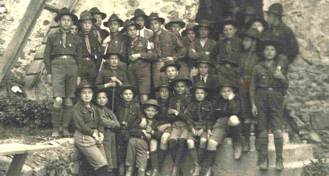 Скауты в Закарпатье, 1920-е годы