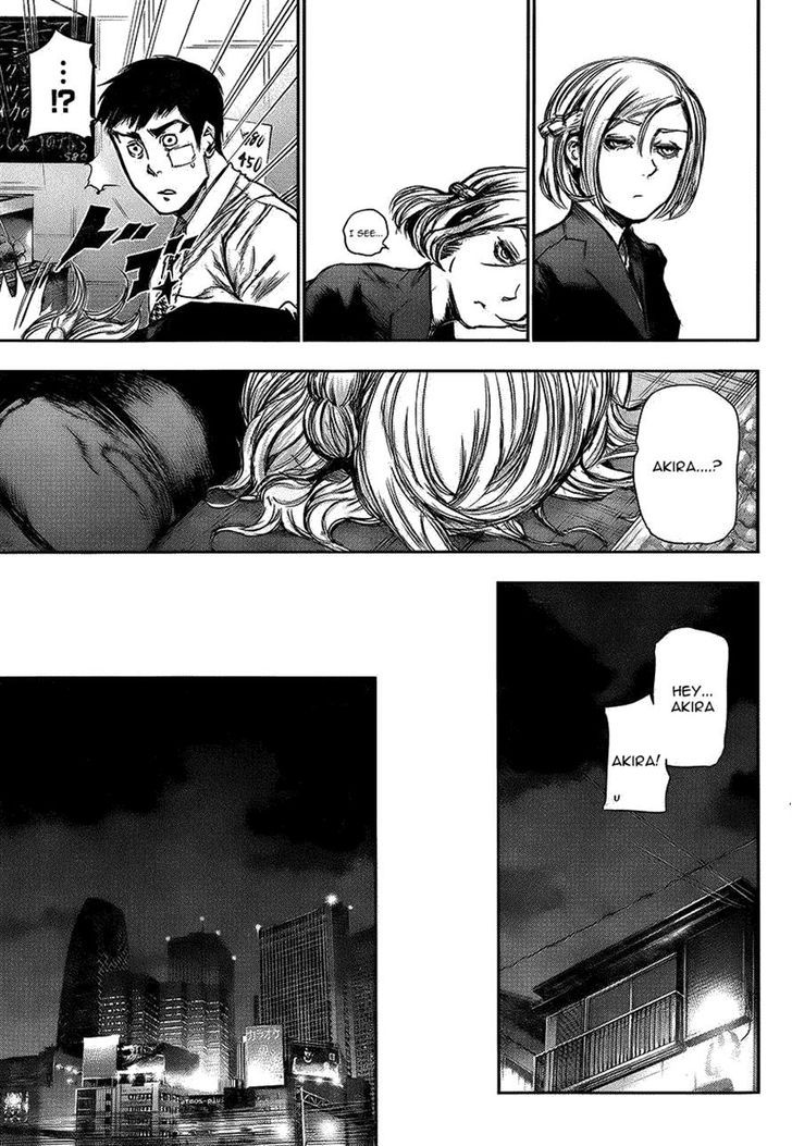 Tokyo Ghoul, Vol. 11 Chapter 110 Hate, image #11