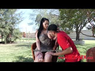 SexMex - Big Tits Lactating Part / Pamela Rios