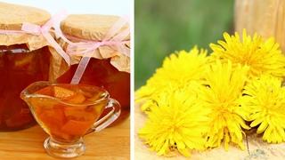 Варенье из одуванчиков - САМЫЙ ПРАВИЛЬНЫЙ РЕЦЕПТ ✧ Лечебный одуванчиковый мед