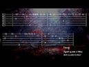 Celtic Music True Fantasy Story Full Acoustic Guitar Tab by Ebunny Fingerstyle How to Play