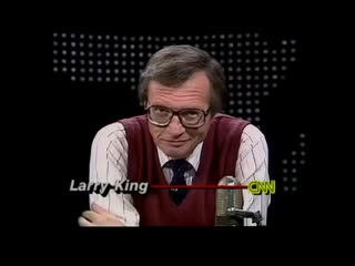 1991 Larry King interview with AudreyHepburn