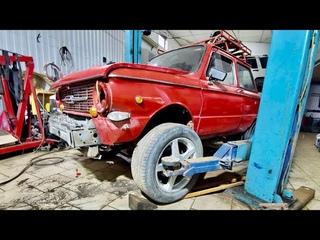 Купила Запорожец за 10 000 рублей! Ставим V8 от Jeep Grand Cherokee