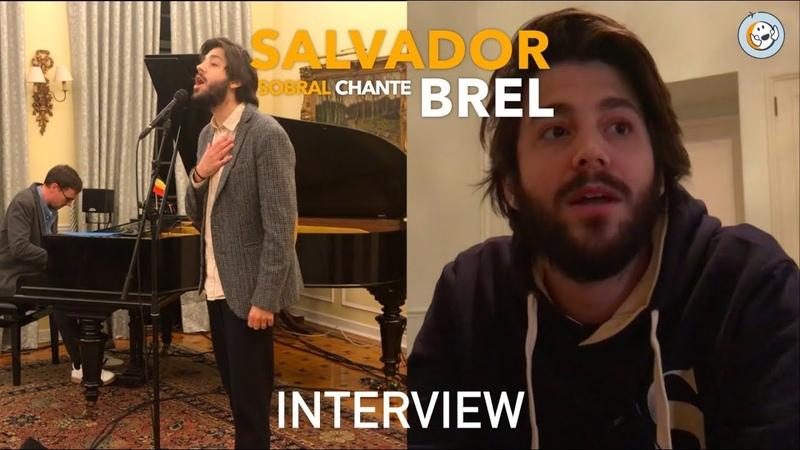 Salvador Sobral chante Brel