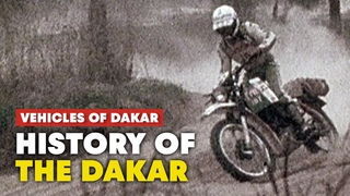 The Dakar Rally: A Test of Man and Machine Unlike Any Other