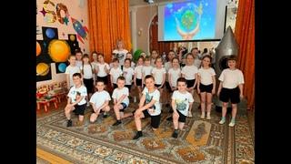 День космонавтики в 1 подготовительной группе МДОУ №12 г. Раменское
