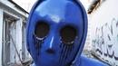 Как сделать маску Безглазого Джека из бумаги \ Крипипаста 2020