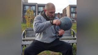 Очень мощное упражнение - почти на все группы мышц / Умный Атлетизм
