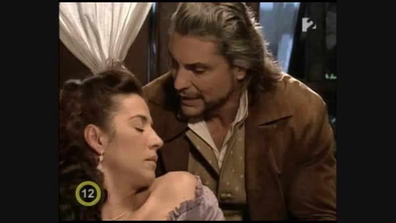 Зорро Шпага и роза Zorro La Espada y La Rosa 2007 103 серия 2