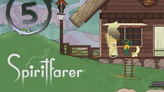 #5 Новые острова - Прохождение игры Spiritfarer