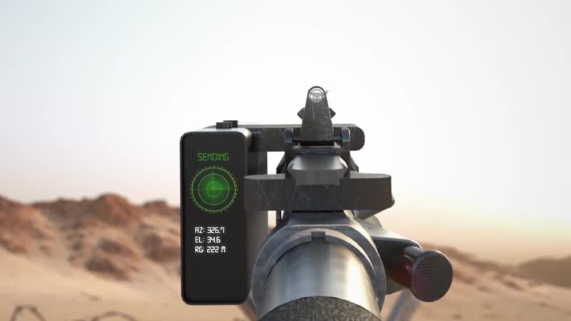 Противобеспилотная система Collaborative Augmented Targeting Systems