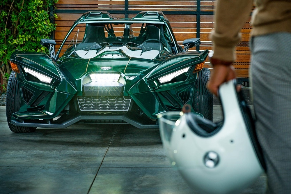 Спорт-трайк Polaris Slingshot Grand Touring LE 2020