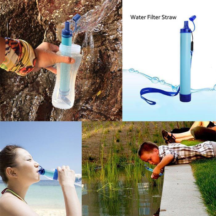 Портативный очиститель фильтр для воды -