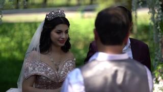Wedding day 2 Yan & Rada  Part 1  ( Цыганская свадьба Ян&Рада ) г.Астана