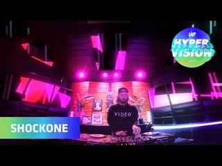 ShockOne visuals by Rebel Overlay UKF On Air Hyper Vision