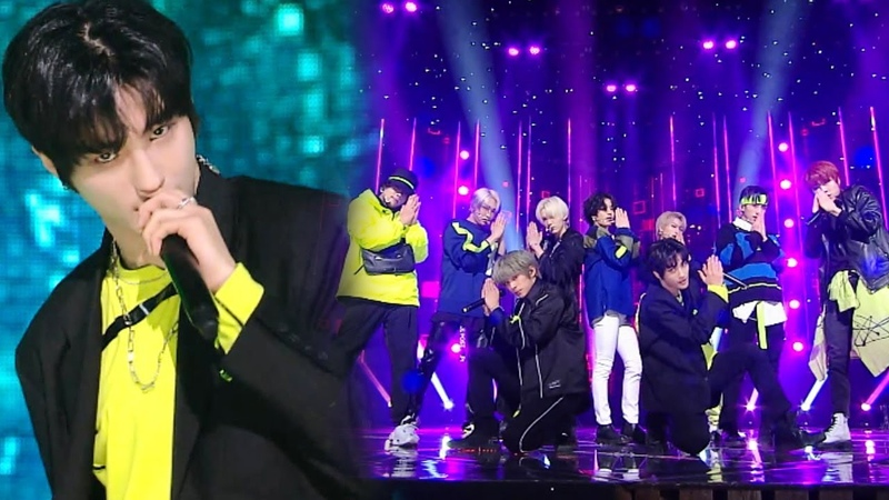 DKB(다크비) - Sorry Mama(미안해 엄마) @인기가요 Inkigayo 20200216