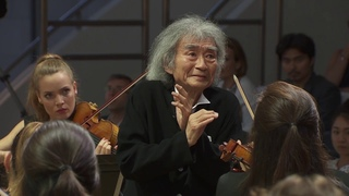 Concert Seiji Ozawa International Academy Switzerland