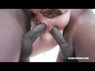 Nina angel - gape, milf, anal, lingerie, dp, dap, fisting, porn, порно