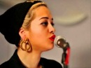 Rita Ora Somebody That I Used To Know Gotye Kimbra Cover @ Radio 1's Live Lounge