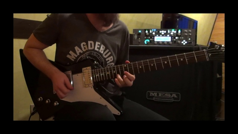Metallica Nothing Else Matters Guitar Solo Cover by Stan Bulan 04 03 2020