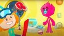 Мультик КАТЯ и ЭФ ✈ Куда угодно дверь ✈ 🪁 Что делать на праздниках 🪀 Сборник мультфильмов 🧭